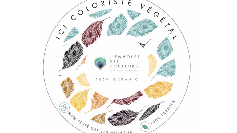Coloration 100% Naturelle Végétale L'envolée des couleurs